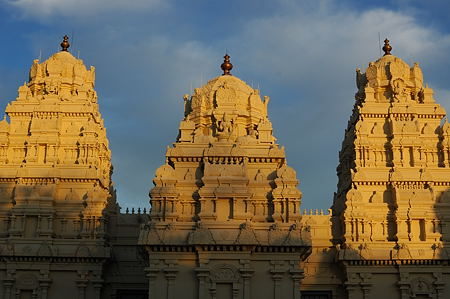 Meenakshi Temple, Houston