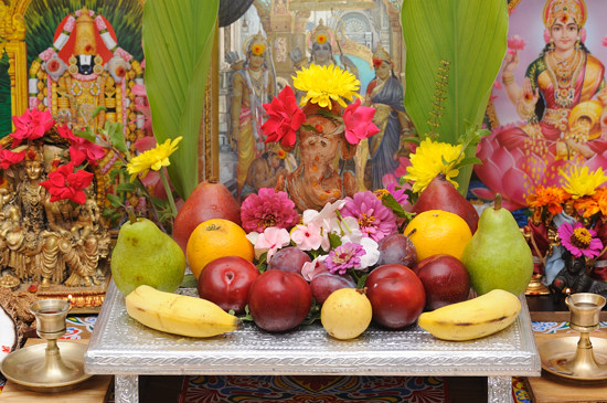 Vinayaka Chavithi Celebrations