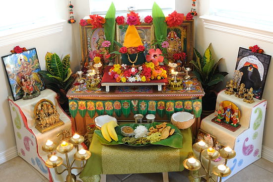 Dasara at Home