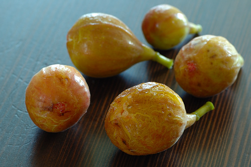 Fresh, Ripe Figs