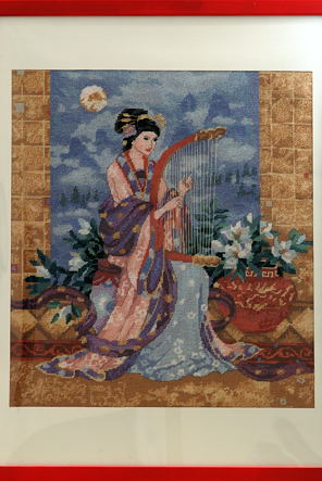 Needlepoint Serenade