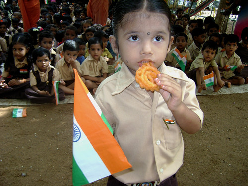 Jai Hind and Jangri on August 15th