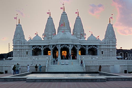 Shri Swaminarayan Mandir, Houston
