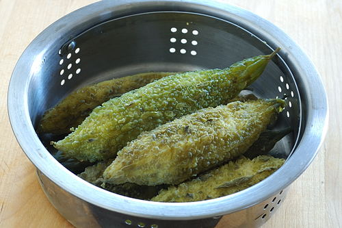 Steam-cooked Karelas