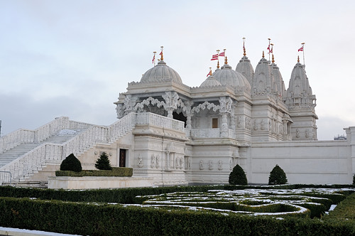 Swamy Narayan Mandir, London