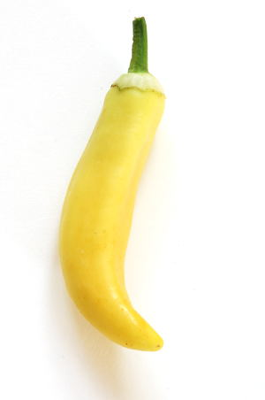 Banana Pepper from Backyard